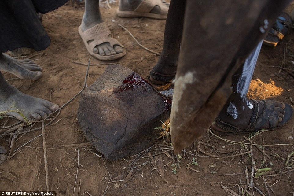 Pokot Girl Bleed