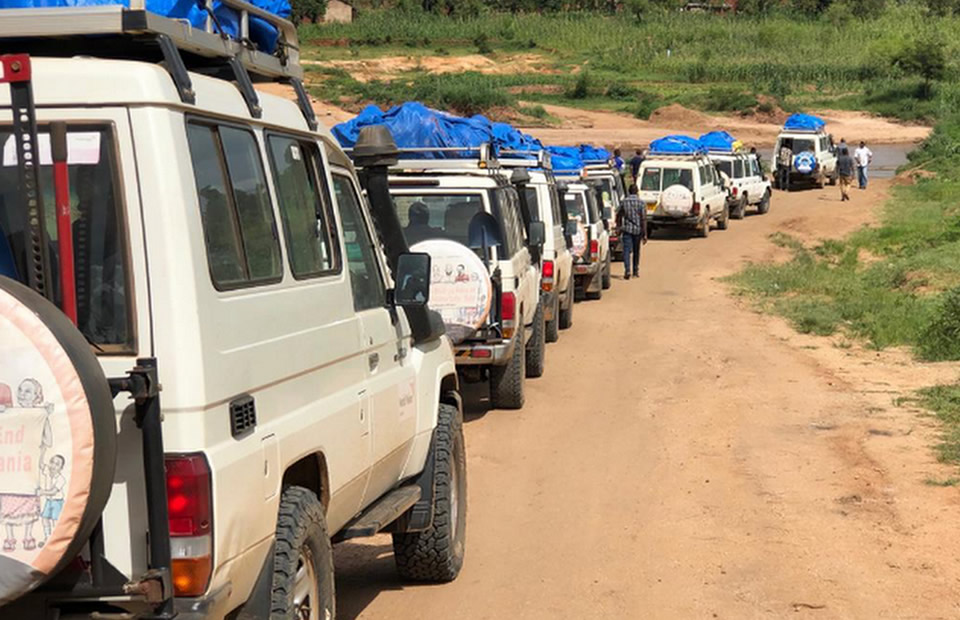 Car Rental in Tanzania